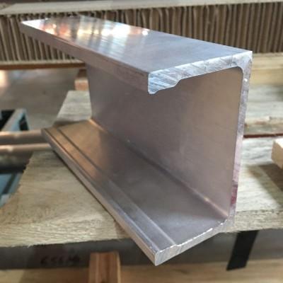 Lonjeron de 108 mm aluminiu lungime de 6600 mm